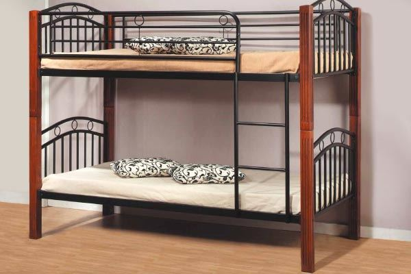 Picture of Single Bunk Bed