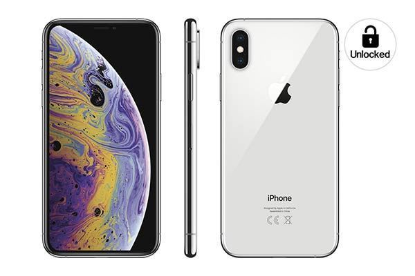 Picture of Apple iPhone XS Max 64GB Silver