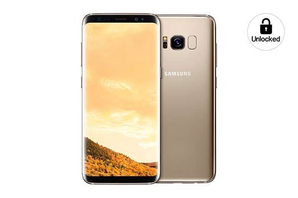 Picture of Samsung Galaxy S8 64GB Gold