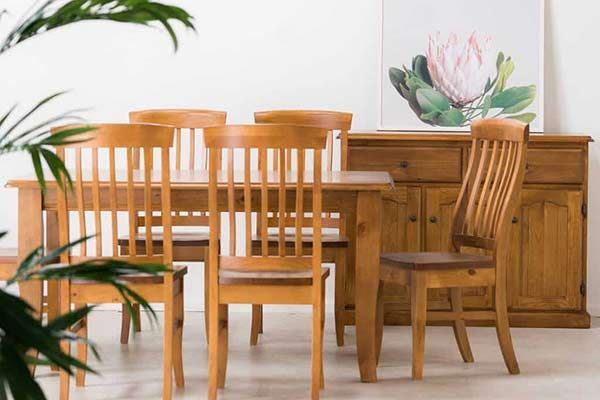 Picture of 7 Piece Verdun Dining Setting