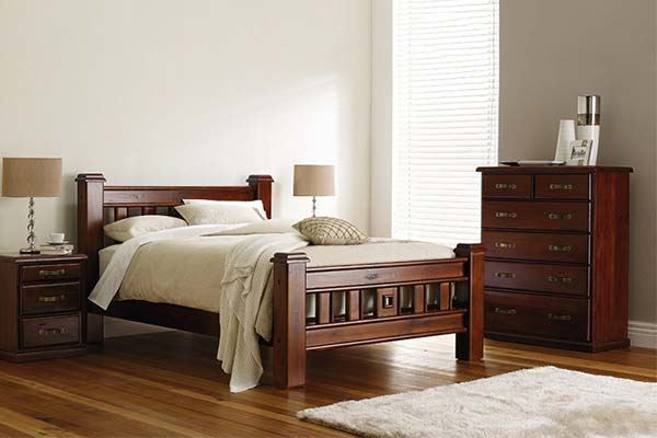 Picture of Orlando Queen Bed 4 Piece Package