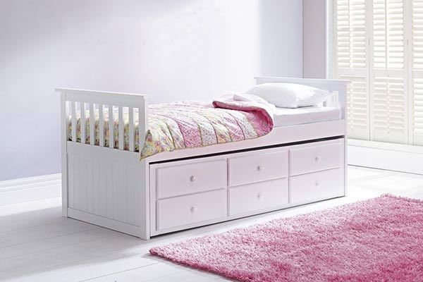 Picture of Sophie Single Bed + Trundle