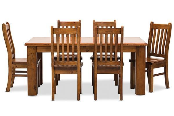 Picture of 7 Piece Fitzroy Dining Suite