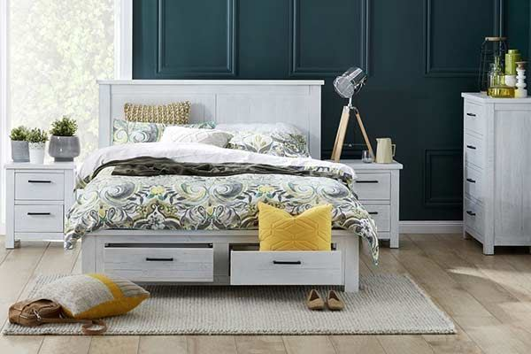 Picture of Bella Queen Bed 4 Piece Package