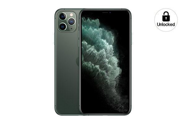 Picture of Apple iPhone 11 Pro 64GB Midnight Green