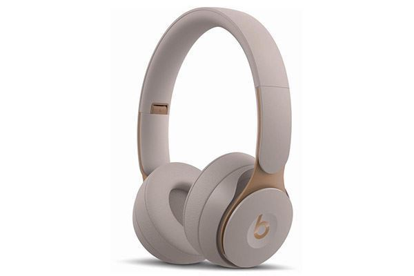 Picture of Beats Solo Pro Wireless Noise Cancelling On-Ear Headphones Grey