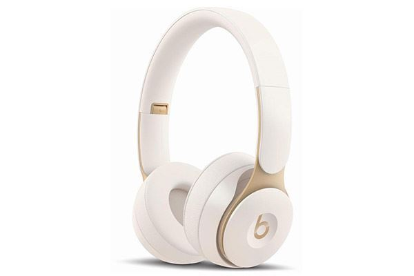 Picture of Beats Solo Pro Wireless Noise Cancelling On-Ear Headphones Ivory