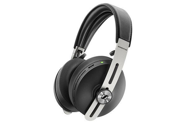 Picture of Sennheiser MOMENTUM Wireless Over-Ear Noise Cancelling Headphones Black