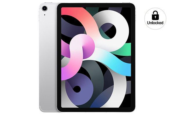 Picture of Apple iPad Air 64GB Wi-Fi 4th Gen Silver