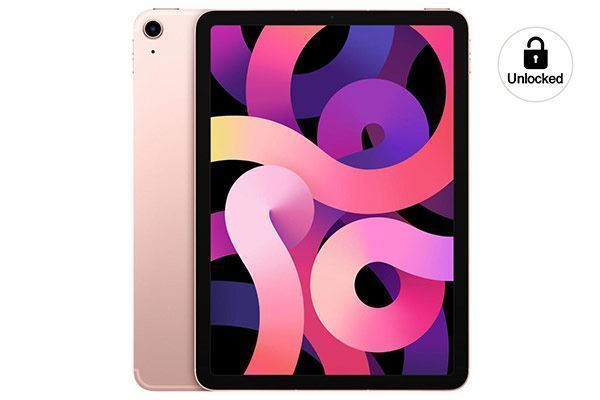 Picture of Apple iPad Air 64GB Wi-Fi + Cellular 4th Gen Rose Gold