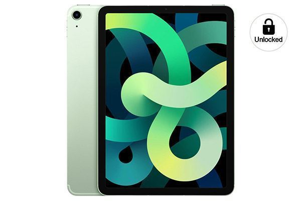 Picture of Apple iPad Air 64GB Wi-Fi + Cellular 4th Gen Green
