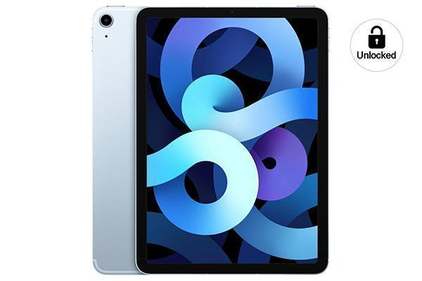 Picture of Apple iPad Air 64GB Wi-Fi + Cellular 4th Gen Sky Blue