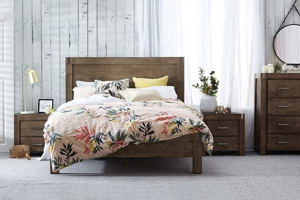 Picture of Boulevard 4 Piece tallboy bedroom suite