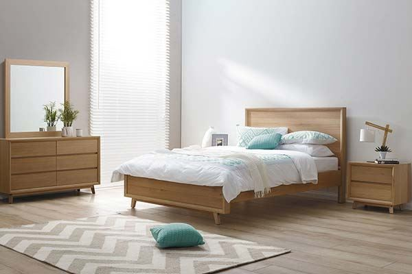 Picture of Bounty 5 Piece dressing table bedroom suite