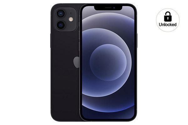 Picture of Apple iPhone 12 mini 64GB Black