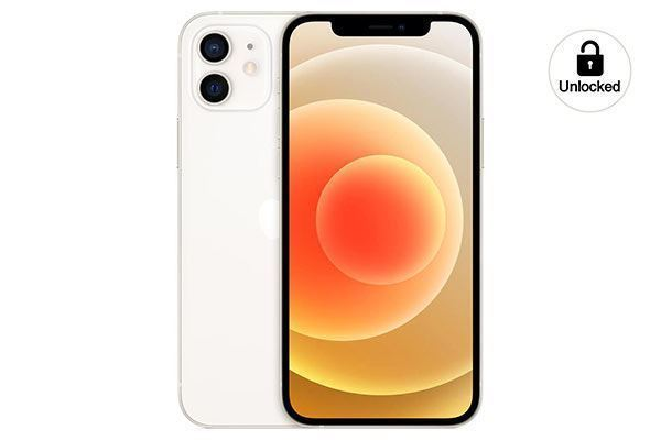 Picture of Apple iPhone 12 mini 64GB White