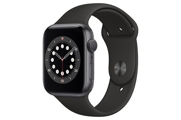 Picture of Apple Watch Series 6 44mm Space Grey Aluminium Case GPS