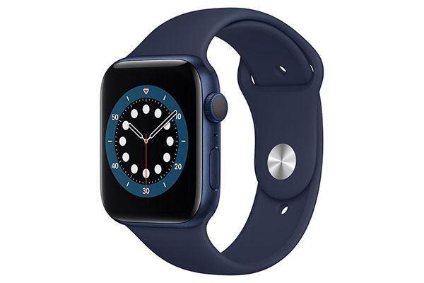 Picture of Apple Watch Series 6 44mm Blue Aluminium Case GPS