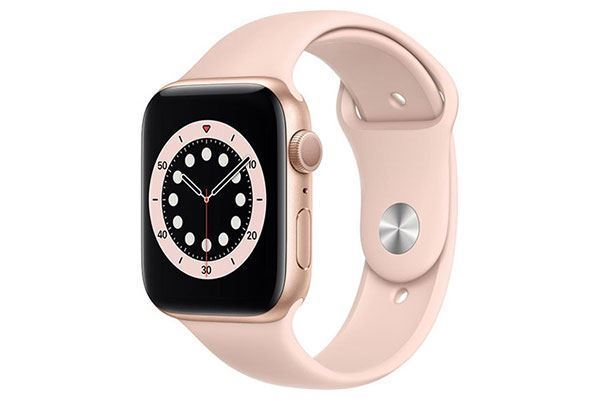 Picture of Apple Watch Series 6 44mm Gold Aluminium Case GPS