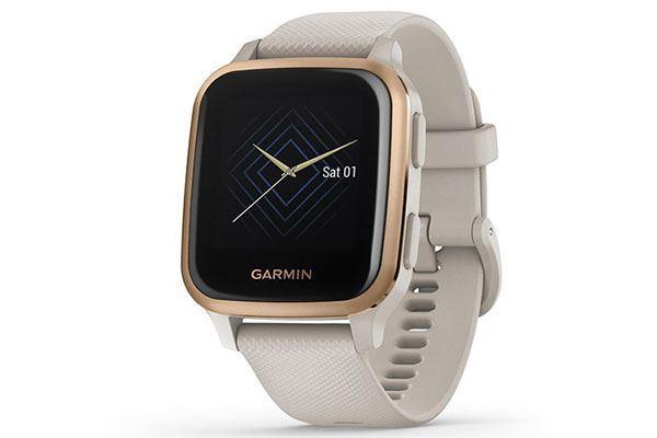 Picture of Garmin Venu SQ Music Edition Smart Watch Light Sand/Rose Gold
