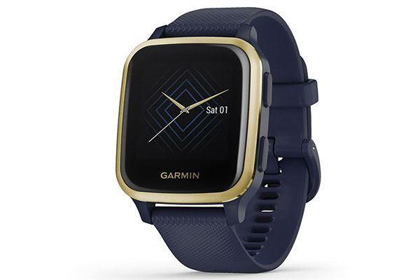 Picture of Garmin Venu SQ Music Edition Smart Watch Navy/Gold