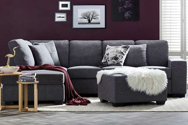 Picture of 5 Seater Vancouver Chaise was $25.95 NOW: