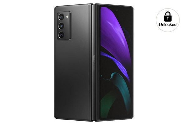 Picture of Samsung Galaxy Z Fold2 5G 256GB Black