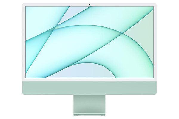 "Picture of Apple iMac - Retina 4.5K 24"" Display - 7-core 256GB Green [2021]"