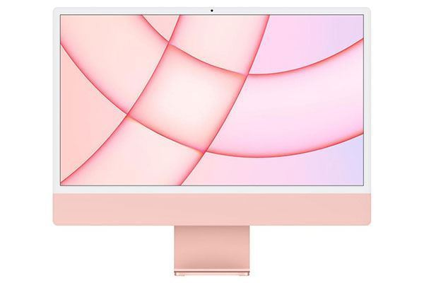 "Picture of Apple iMac - Retina 4.5K 24"" Display - 7-core 256GB Pink [2021]"